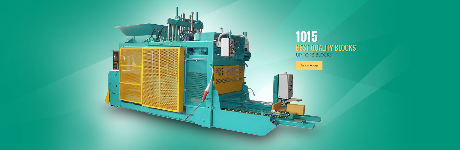 1015 - Best quality machine